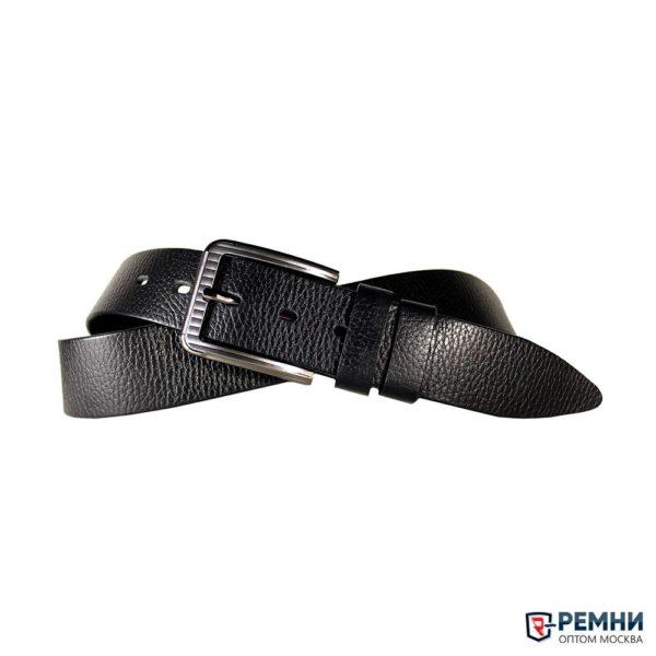 Belt Premium 40 мм, черный, гладкий