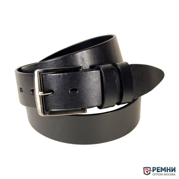 Belt Premium 40мм, черный, гладкий от 320руб