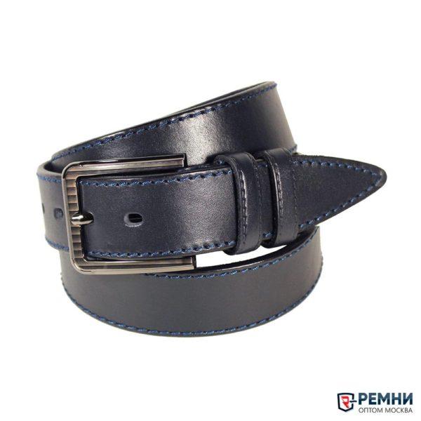 Ремень Belt Premiun 40 мм, синий