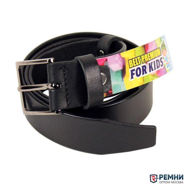 Детский ремень, Belt Premium For Kids, кожа