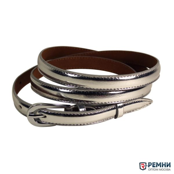 Millennium 15 мм, серебро, дутик