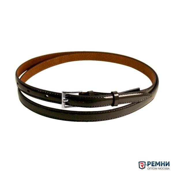 Millennium 15 мм, коричневый, лакированный, дутик, от 300 руб
